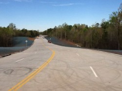 Crossroads Parkway Extension Nearing Completion